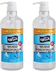 Wish Hand Sanitizer 1L Vitamin E with Pump