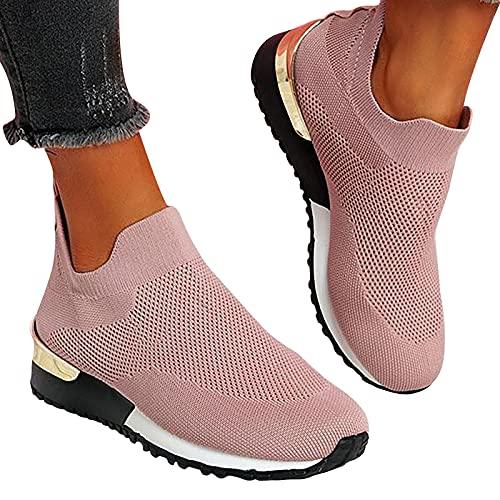 Homme Femme Chaussures De Sport Course Running Mesh...