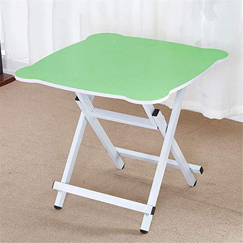 Fanuosu-Sp Fanuosu-Sp, goede salontafel, telefoontafel, tafeltje, opvouwbaar, draagbaar buitenshuis, klein en licht, geschikt voor vissen, Los 60x60x75cm Celeste Y Blanco