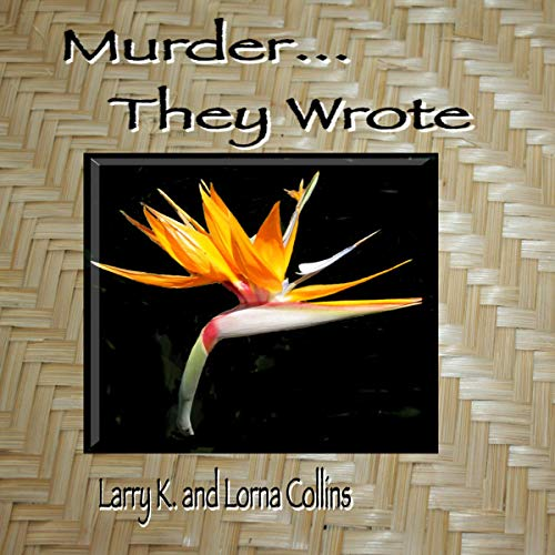 Murder...They Wrote audiobook cover art