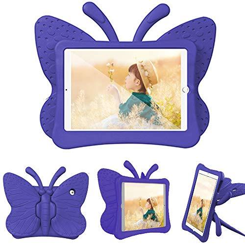 QYiD Funda Infantil para Galaxy Tab A 7.0 SM-T280, 3D Cartoon no tóxico EVA Ligero a Prueba de Golpes Funda para niños con Kickstand para Samsung Galaxy Tab A 7,0 Pulgadas 2016 SM-T280 SM-T285