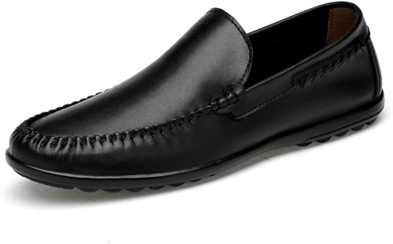 Men's Oxford shoes Soft Non-Slip Casual Driving shoes Leather