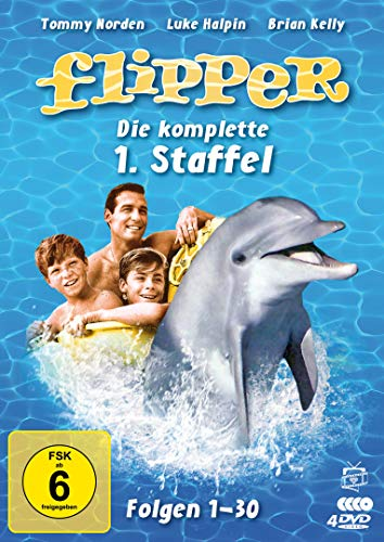Flipper - Staffel 1 (4 DVDs)