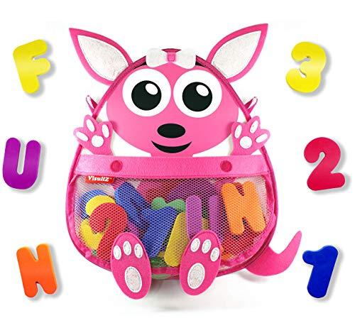Product Image of the Kangaroo Bath Toy Organizer