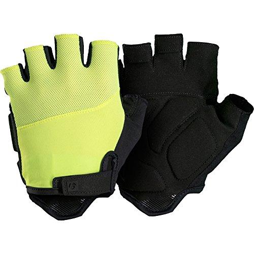 Bontrager Solstice Fahrrad Handschuhe kurz gelb/schwarz 2021: Größe: M (8)