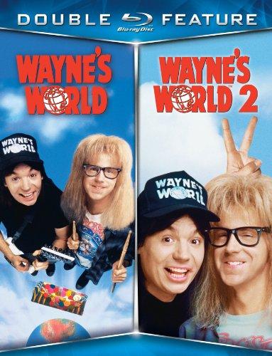 Wayne's World / Wayne's World 2 (Two-Pack) [Blu-ray]