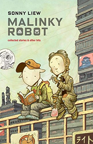 Amazon.com: Malinky Robot Collection: Stories & Other Bits eBook: Liew,  Sonny, Liew, Sonny: Kindle Store
