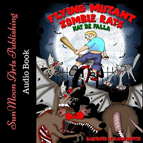 Flying Mutant Zombie Rats audiobook cover art