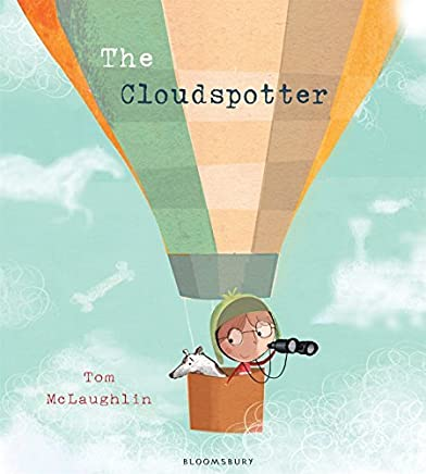 The Cloudspotter by Tom McLaughlin(2015-09-29)