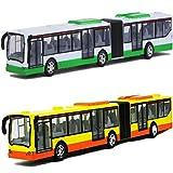 Diawell 1 x RC Ferngesteuertes Linienbus Bus Auto mit Frontlicht 44 cm Lang -