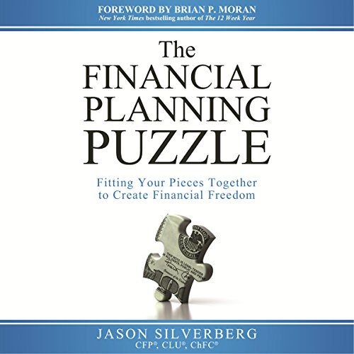 The Financial Planning Puzzle audiobook cover art
