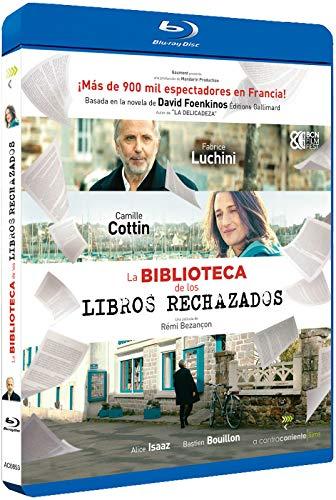 La Biblioteca De Los Libros Rechazados [Blu-ray]