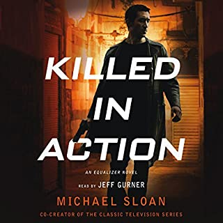 Killed in Action audiobook cover art