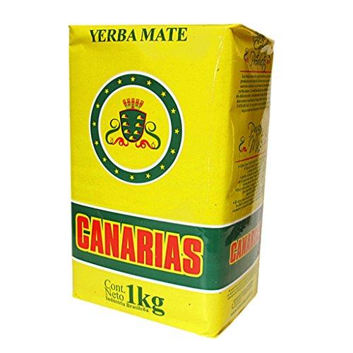 Yerba Mate Canarias – se compone de polvo con hojas muy pequeñas y cortadas, sin tallos (sin...