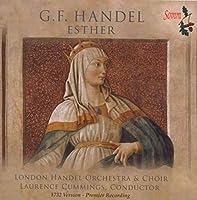 Handel - Esther (1732 version -Premier Recording)