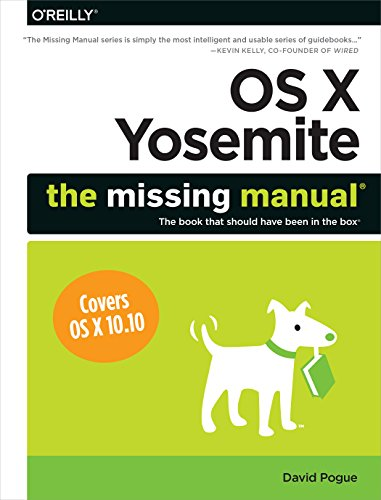 OS X Yosemite: The Missing Manual (Missing Manuals) (English Edition)