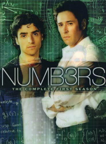 Numb3rs: Season 1-3 Recommendation Max 90% OFF 16DVD