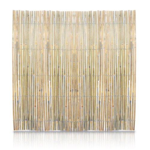 Sichtschutz Bambus 5 x 1 m