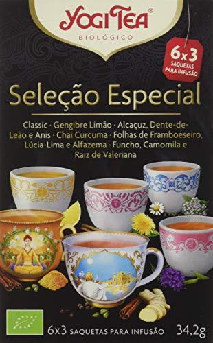 Yogi Tea Original Seleccion Ayurvedica, Bolsitas, 34.2 g