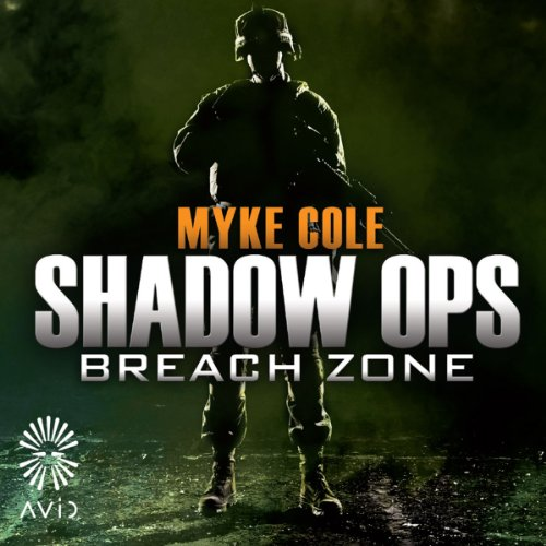Breach Zone audiobook cover art