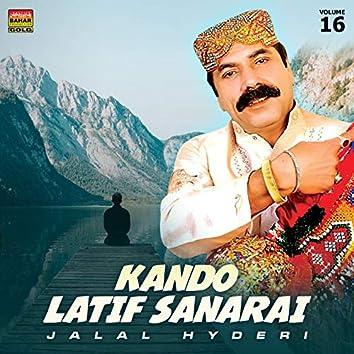 Kando Latif Sanarai, Vol. 16