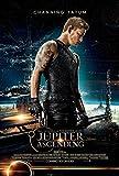 Poster Jupiter Ascending Movie 70 X 45 cm