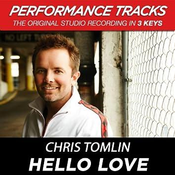 Hello Love (EP / Performance Tracks)