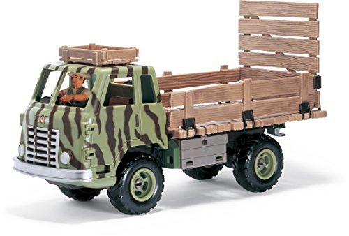 Schleich 42004  - Wild Life, Lastwagen mit Fahrer