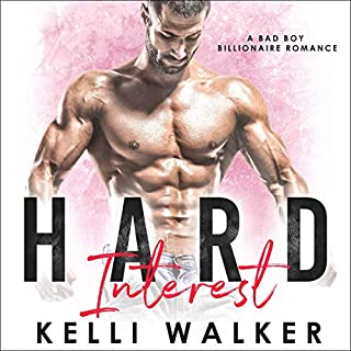 Hard Interest audiobook cover art