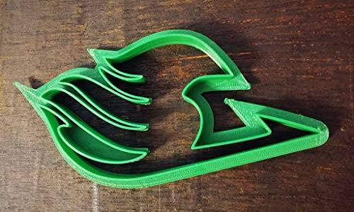 3D Printer Cookie Cutter Inspired by Fairy Tail Guild Crest