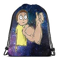 HFXY Armothy-Morty y su brazo fuerte y muscul