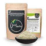2 x 200 g de semillas de pulga, 99% puro, vegano, sin aditivos, calidad ecológica de la India.
