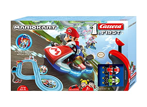 Carrera Toys- Nintendo Mario Kart Set, Multicolore, 20063028