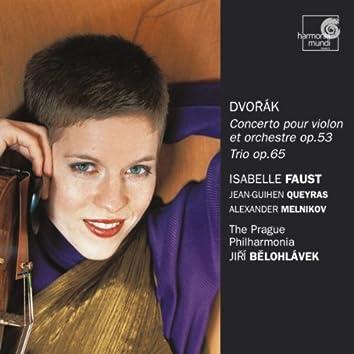 Dvořák: Violin Concerto, Op. 53