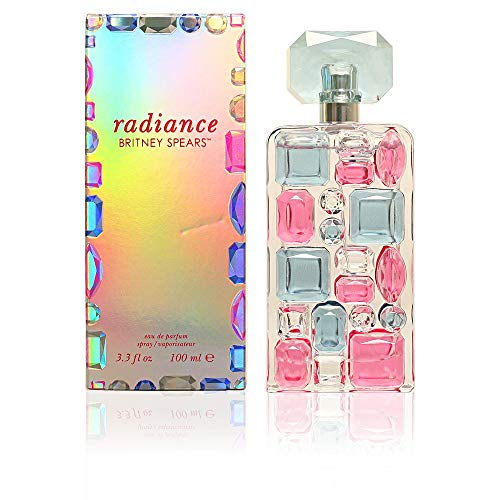 Britney Spears 29535 - Agua de perfume, 100 ml