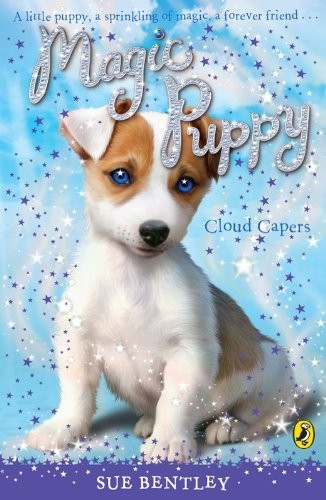 Magic Puppy: Cloud Capers (English Edition)