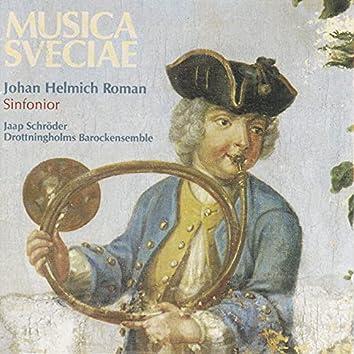 Johan Helmich Roman: Sinfonior