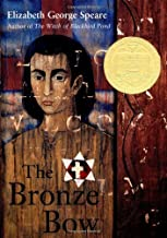 The Bronze Bow by Speare Elizabeth George (1997-08-25) Hardcover
