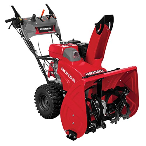 Amazing Deal Honda Power Equipment HSS928AAW 28 Snow Blower Two-Stage Wheel Drive 270cc Engine