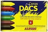 Dacs DA050260 - Estuche con 6 ceras