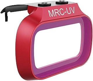 zhouweiwei Para dji Mavic Mini Filtro de Lente de cámara Ultravioleta Filtro Profesional Duradero para Accesorios de dji Mavic Mini Drone
