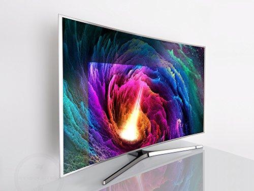 Samsung UE65JS9000 3D 65 Zoll 2000PQI SUHD Curved HbbTV, (baugleich UE65JS9090)