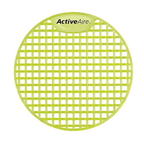 ActiveAire Deodorizer Urinal Screen by GP PRO (Georgia-Pacific), Citrus, 48275, 12 Screens Per Case