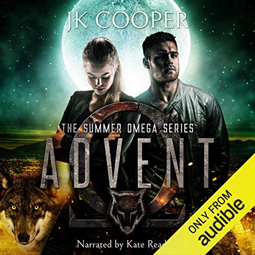 Advent Audiobook By JK Cooper cover art
