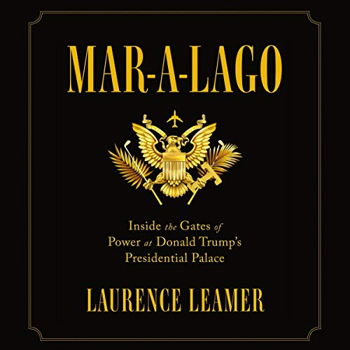 Mar-a-Lago audiobook cover art