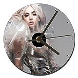 MasTazas Lady Gaga B Orologio CD Clock 12cm