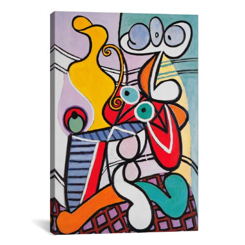 iCanvasART Nude and Still Life Canvas Art Print by Picasso, ...