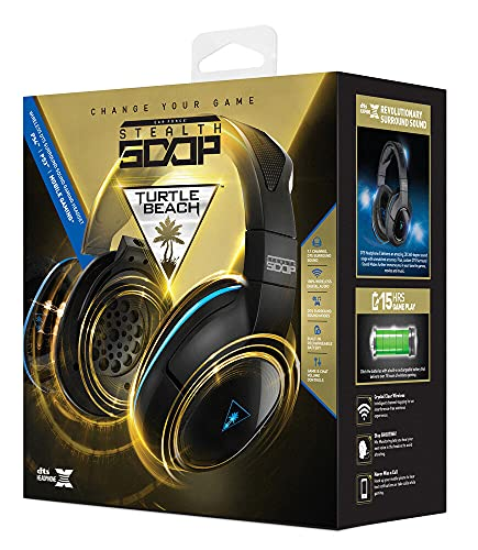 Turtle Beach - Ear Force Stealth 500P Premium Fully Wireless Gaming...