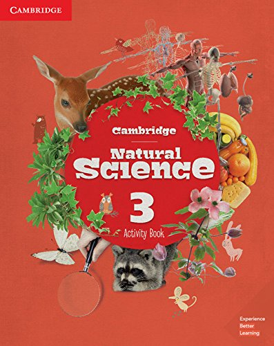Cambridge Natural Science Level 3 Activity Book Natural