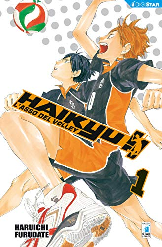 Haikyu!! 1: Digital Edition